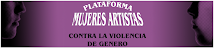 PLATAFORMA MUJERES ARTISTAS