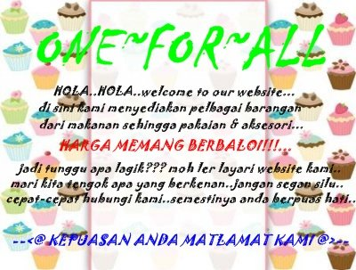 one~for~all