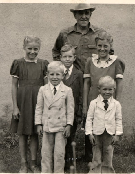 Marion & 5 Kids