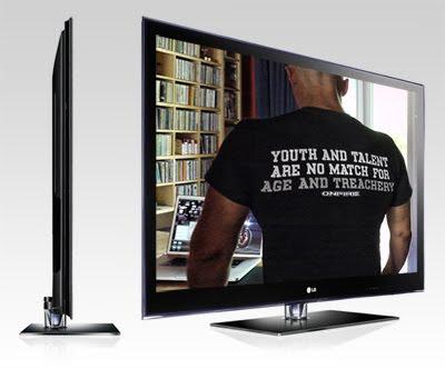 cara curi tv led lcd plasma LG