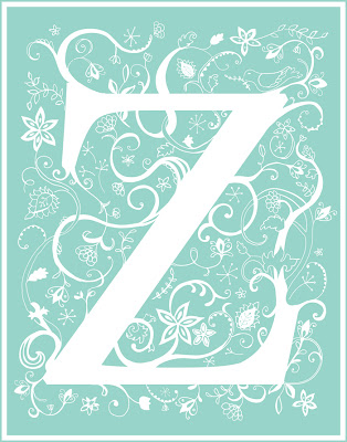 letter design, handlettering, ink, ink and pen, Z, hand-drawn Z, alphabet illustration, alphabet design, alphabet, Z design, society of typographic arts, chicago typography, michigan designer, ann arbor designer, ann arbor design studio
