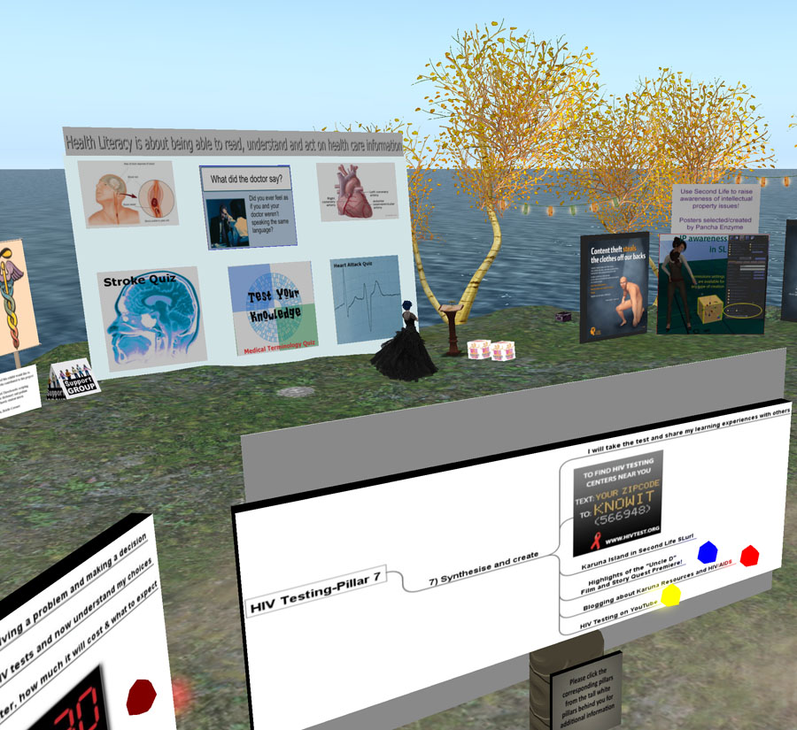 Second Computer in The World World Second Life