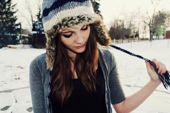 I love snow, snow love me
