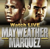 Watch Mayweather vs Marquez Live Stream on HBO