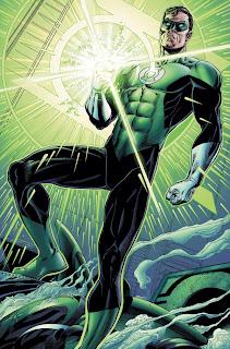 Review Green Lantern Rebirth Geoff Johns Ethan Van Sciver Hal Jordan DC Comics Cover trade paperback tpb comic book
