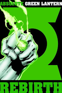 Review Absolute Green Lantern Rebirth Geoff Johns Ethan Van Sciver Hal Jordan DC Comics Cover hardcover hc comic book