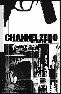 Review Channel Zero Brian Wood Image AiT Planet Lar Cover trade paperback tpb comic book