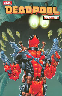 Review Deadpool Classic Volume 3 Joe Kelly Walter McDaniel Marvel Cover trade paperback tpb comic book