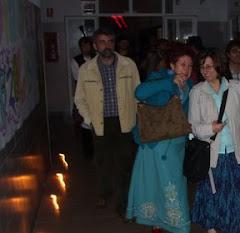 En el Instituto Madrid- Sur