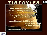 TINTAVIVA NOS INVITA