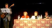 En TINTAVIVA, May Gracia presentó su último poemario