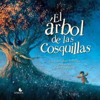 libros infantiles Arbol-cosquillas