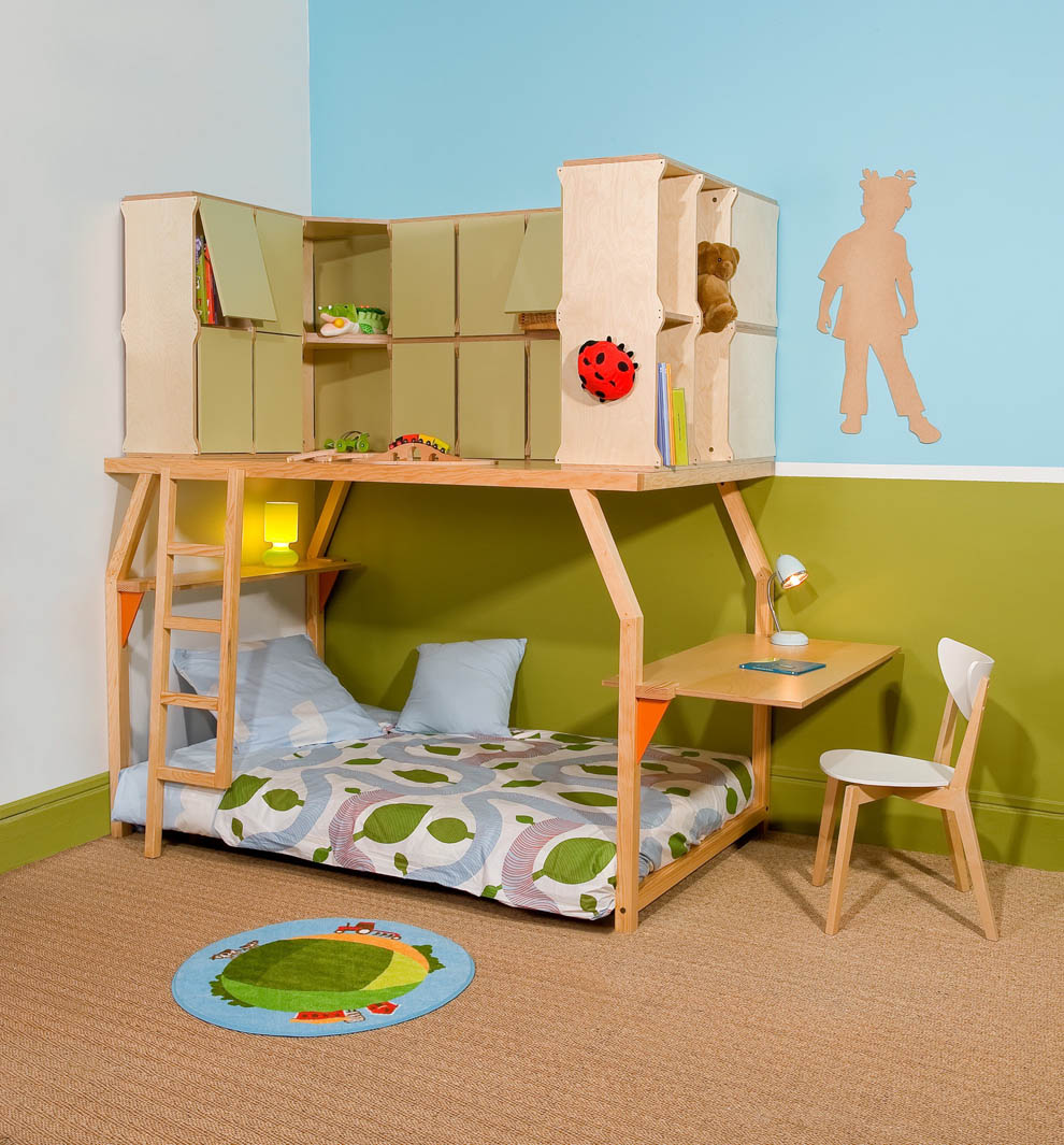 mi libroteka espacios dise ados para ni os ii espace loggia by matali craseet. Black Bedroom Furniture Sets. Home Design Ideas