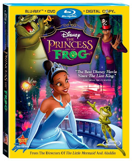 Disney's The Princess and the Frog.