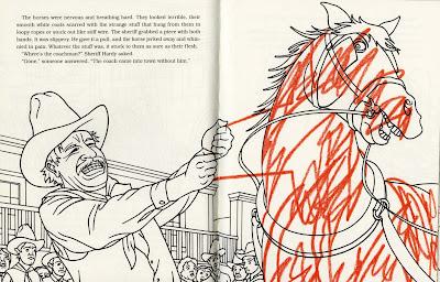 chris van allsburg coloring pages - photo#11