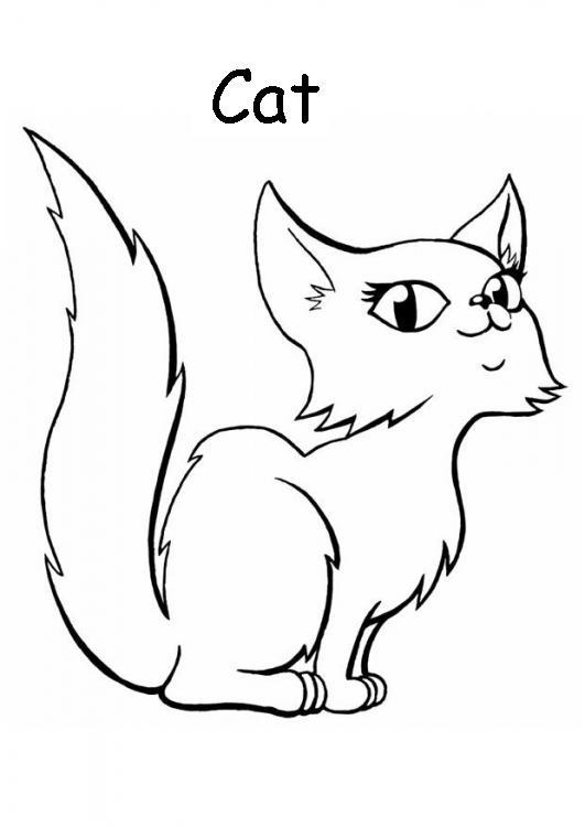 Mi cuadernillo de inglés: Animales domésticos para colorear