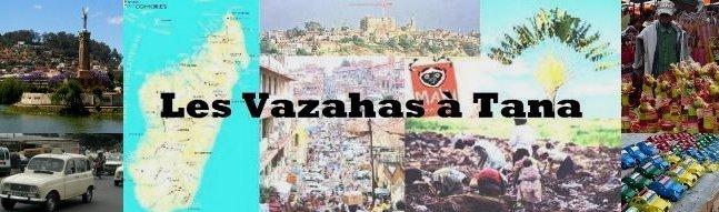 Les Vazahas à Tana