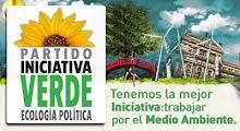 Partido Iniciativa Verde. Ecología Política.