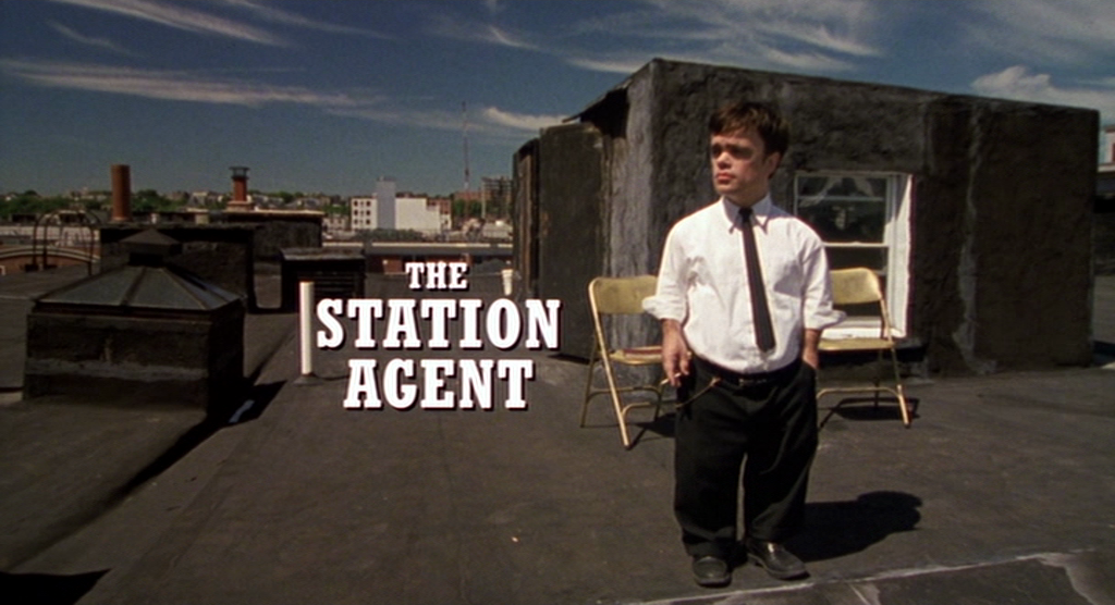 dave wrote this why i adorethe station agent