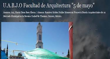 Diseño Arquitectónico de un Mercado
