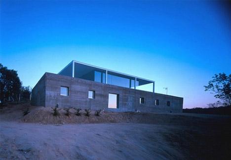 Proceso del dise o arquitect nico de un centro de for Minimalistic house escape 3