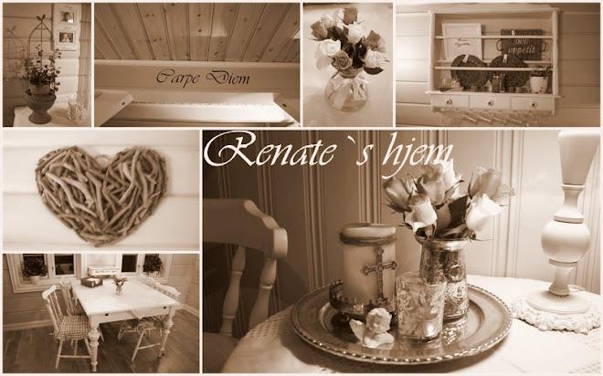 Renate`s hjem