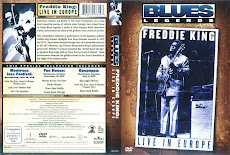 FREDDIE KING - Live in Europe