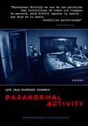 ''Paranormal Activity'', el fenómeno de terror del año que no lo es tanto... [4/10]
