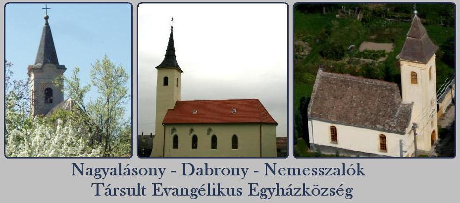 Nagyalásony-Dabrony-Nemesszalóki Társult Evangélikus Egyházközség