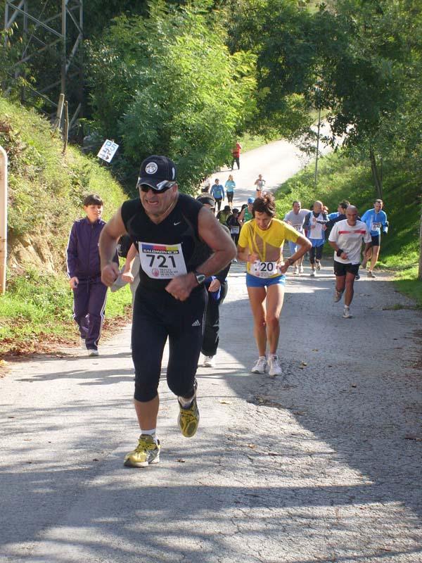 Ecomaratona del Chianti 2009....