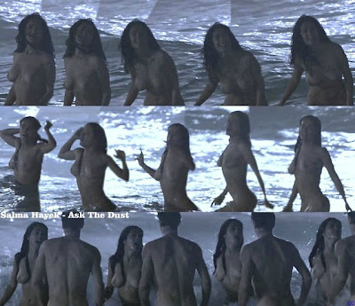 Ask the dust salma hayek nude sorry