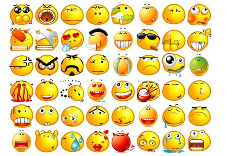 Emoticon Buat FB