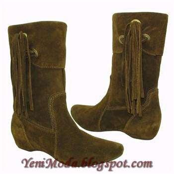 elle 1 yenimoda.blogspot.com Elle Ayakkabı Bayan bot Modelleri elle botları ve fiyatları