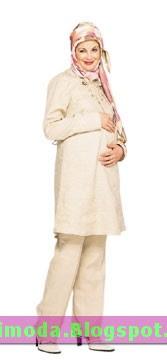hamile01 genc kızlar için tesettür gece kıyafetleri