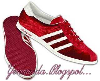 adidasBayanAyakkabi 2 yenimoda.blogspot.com Adidas Bayan Spor Ayakkabi Modelleri