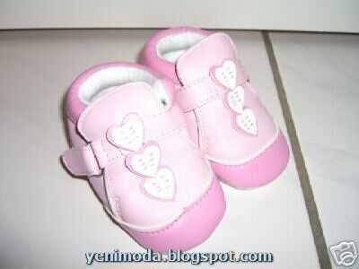 bebek yenimoda.blogspot.com6 0 3 Yas Kiz Cocuklari icin ayakkabi  Modelleri