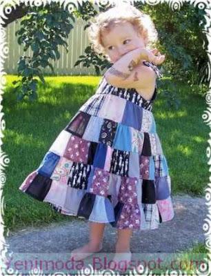 bayramlik elbise 3 yenimoda.blogspot.com Bayramlık Çocuk Elbise Modelleri