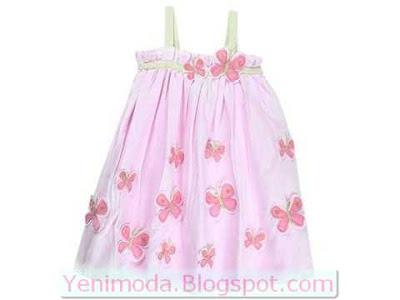 bayramlik elbise 6 yenimoda.blogspot.com Bayramlık Çocuk Elbise Modelleri