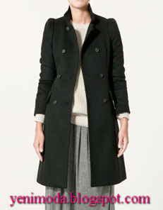 Zara Mont modelleri 3 yenimoda.blogspot.com Zara Mont Modelleri ve Zara Kısa Montlar