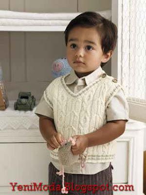 Erkek Çocuk Triko Modelleri Triko Kazak Modelleri