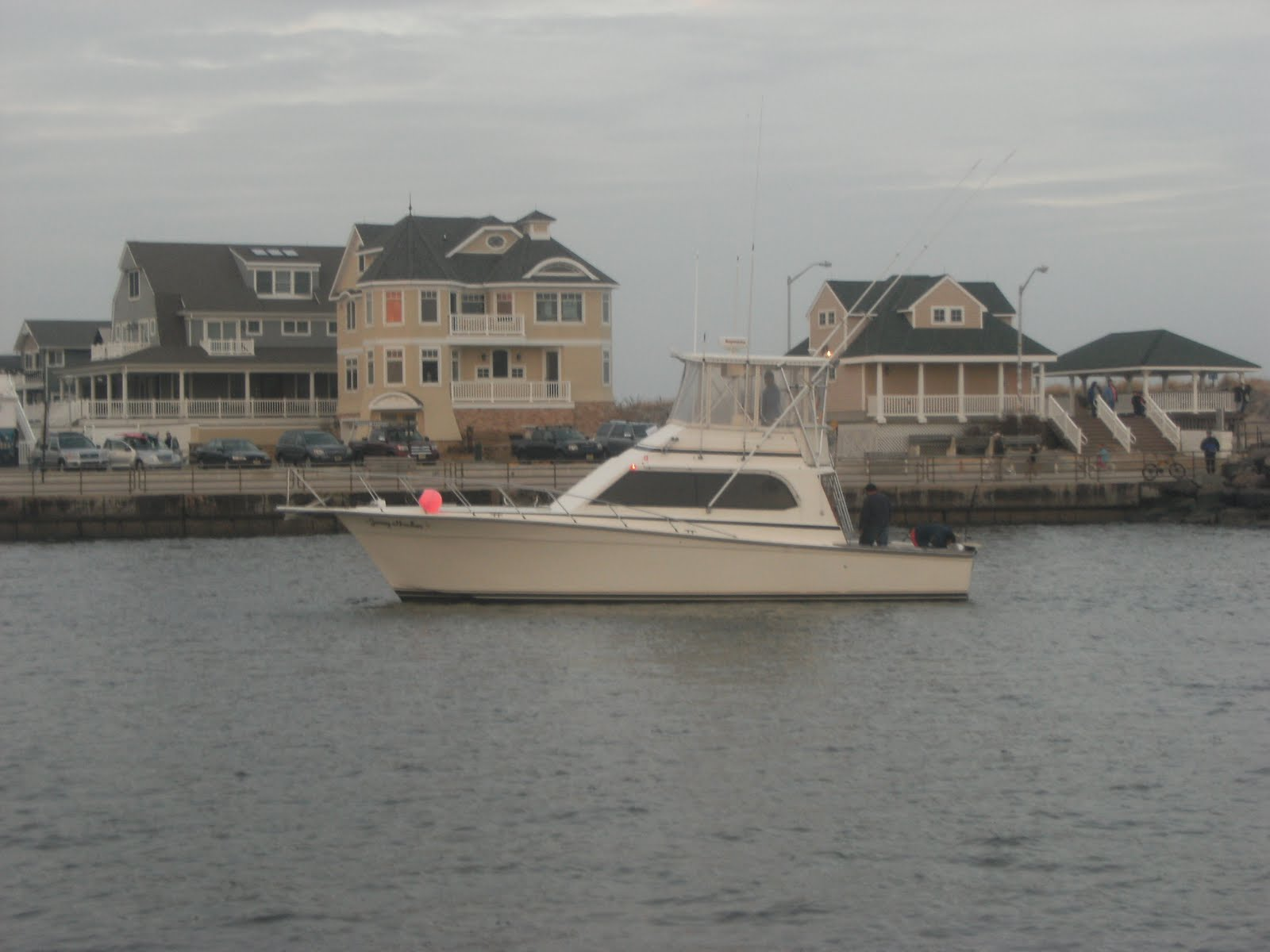 New jersey fishing charters nj striper charters new for Fishing charters nj