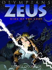 Zeus: King of the Gods by George O&#39;Connor