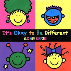 It&#39;s Okay To Be Different by Todd Parr