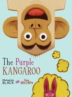 The Purple Kangaroo by Michael Ian Black