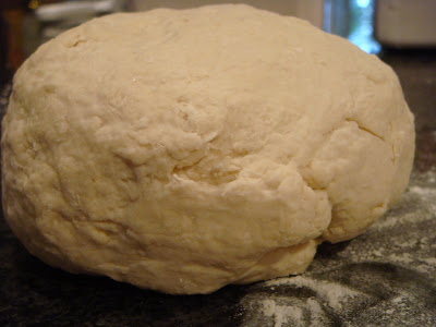 dough for puff pastry