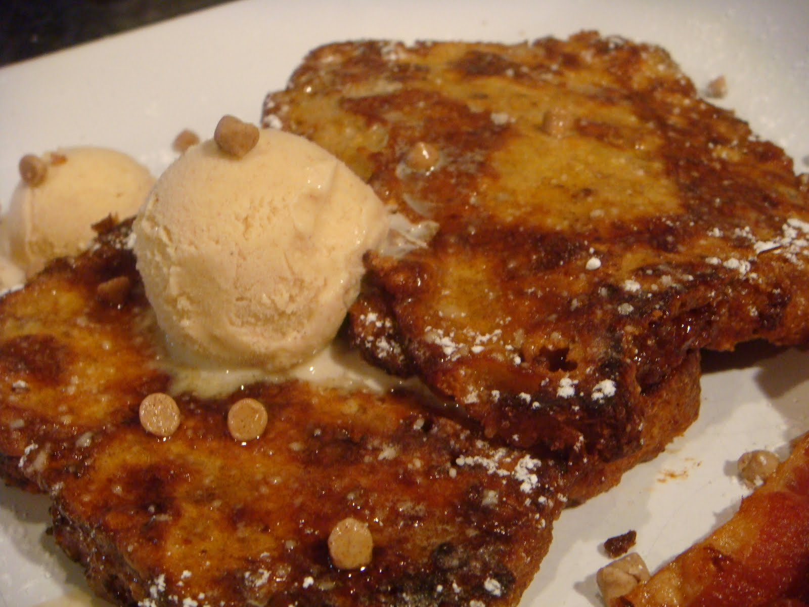 . Turn your leftovers into French toast. Find a great cinnamon gelato ...