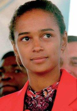 filha do presidente angolano jose eduardo dos santos tem cada vez