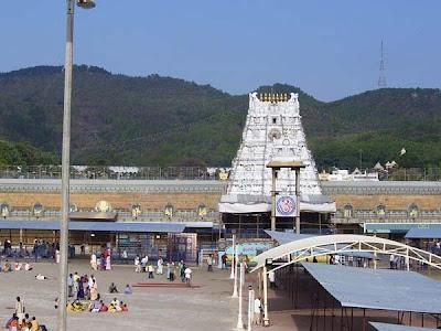 Tirupathi Venkateshwara Temple at Tirumala