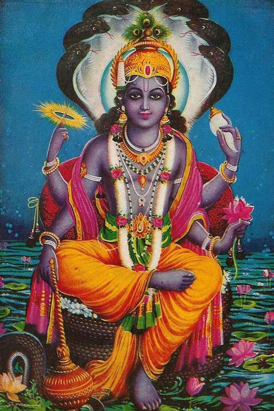 Most Inspiring Wallpaper Lord Mahavishnu - Vishnu+on+Snake+Adisesha  Graphic_601769.jpg