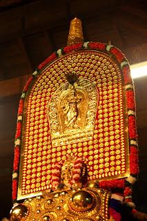 Guruvayoorappan Idol Guruvayur Temple Ekadasi Festival